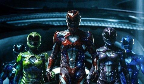 Hasbro Prepares the Power Rangers Sequel