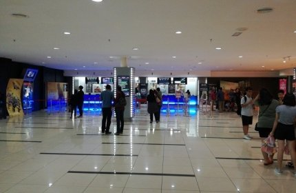 GSC Dataran Pahlawan cinema Melaka