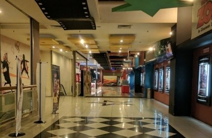 MBO BREM MALL cinema Kepong