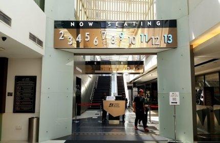 GSC 1 Utama cinema Petaling Jaya