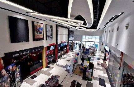 Blockbuster Cineplexes Perling Mall cinema Taman Perling