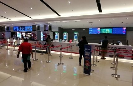 MBO ATRIA SHOPPING GALLERY cinema Petaling Jaya