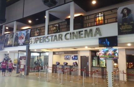 Superstar Cinema Seri Alam cinema Masai