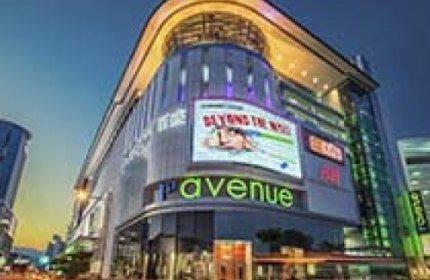 TGV 1st Avenue cinema Penang