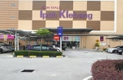 TGV Klebang cinema Ipoh