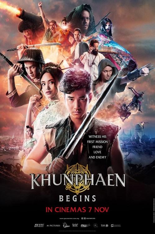 Khun Phaen Begins (TAPORI NAYAK) 2021 Hindi Dubbed 720p HDRip 600MB