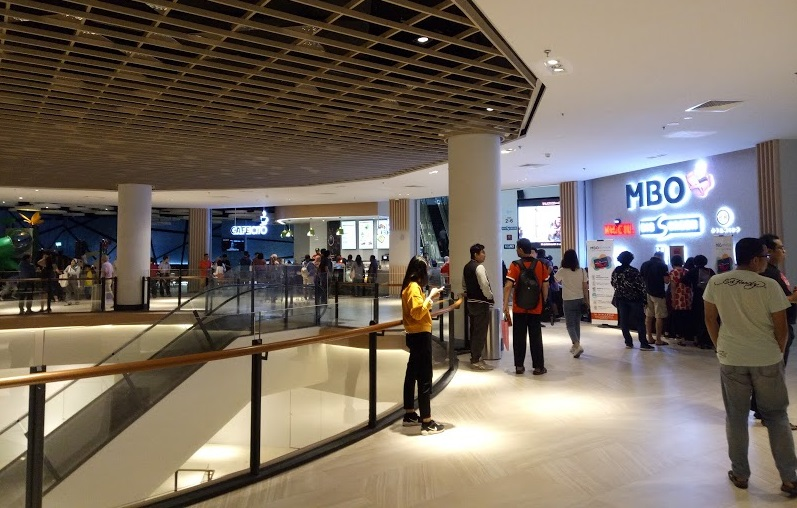MBO Tropicana Gardens cinema Petaling Jaya