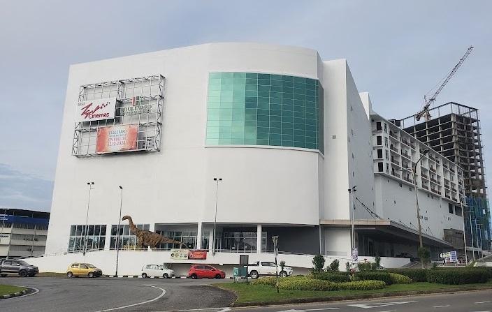 TGV Boulevard Bintulu cinema Bintulu